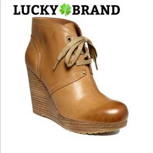 Lucky Brand | Norice Wedge Bootie